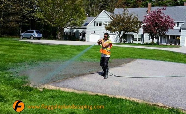 Hydroseeding in Maine  – Easy and Efficient Lawn Installation