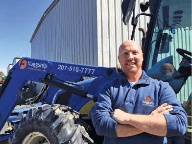 In the News – Nick Flagg featured in Lawn & Landscape Magazine
